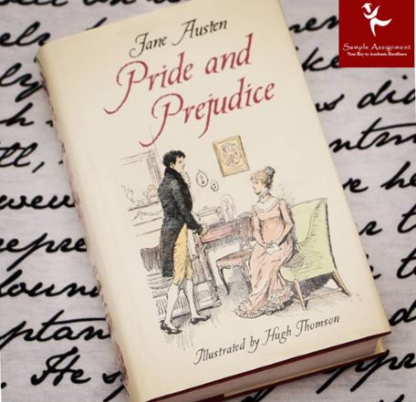 pride and prejudice essay writing