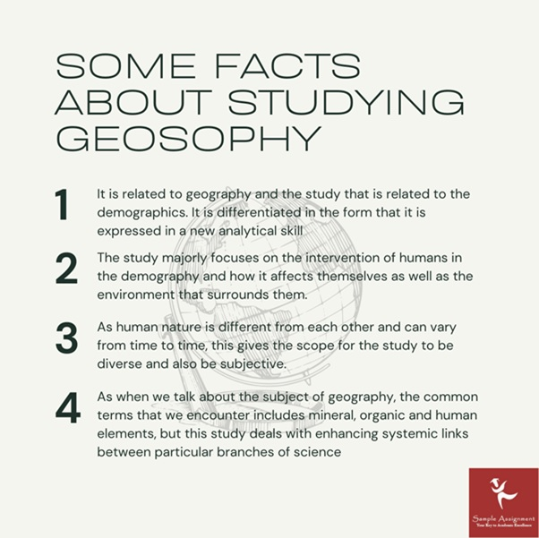 some facts about studying geosophy