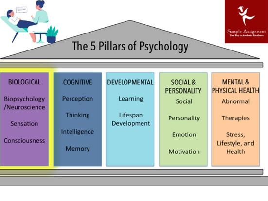 the 5 pillars of psychology