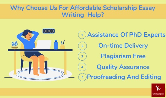 why choose us for affordable scholarship essay writing help