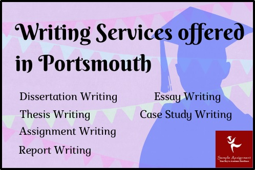 writing services offered in portsmouth