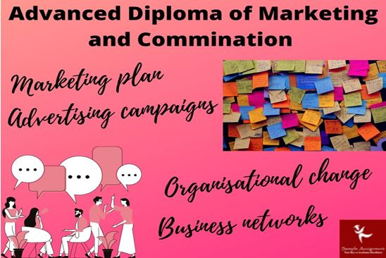 BSB61315 advanced diplomas of marketing and communication