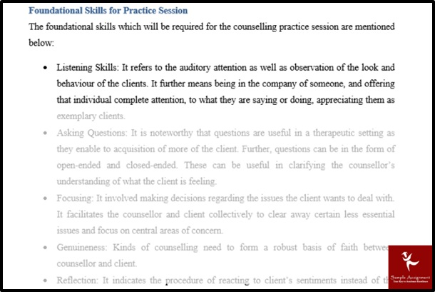 cscsiI202A applied assignment foundation skill