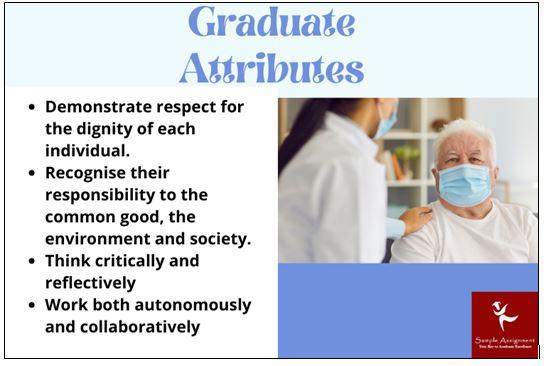 Healthy Communities Assignment  Graduate attributes