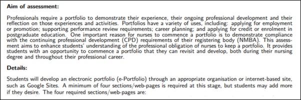 ambulatory care nursing homework sample
