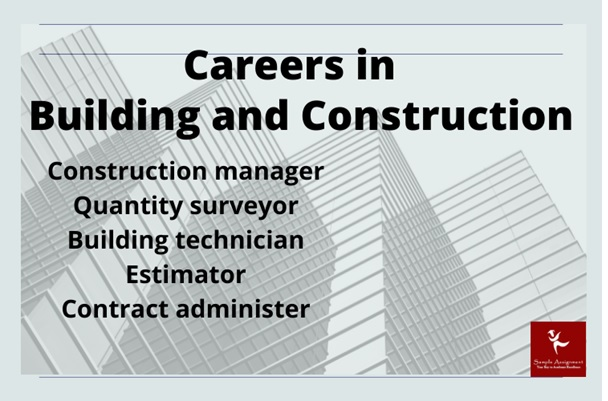 building and construction management academic assistance through online tutoring