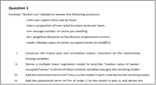 data science assignment sample