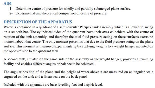 environmental fluid mechanics assignment question
