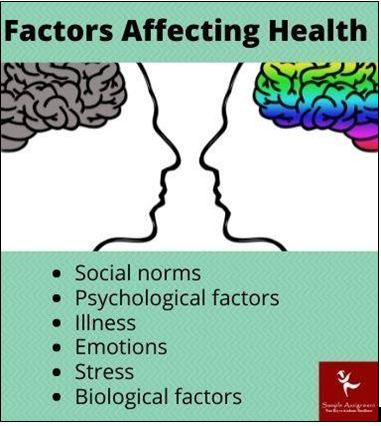 factor affecting health