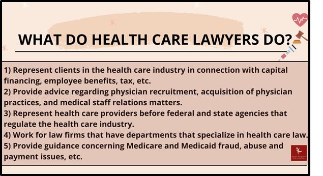 healthcare lawyers