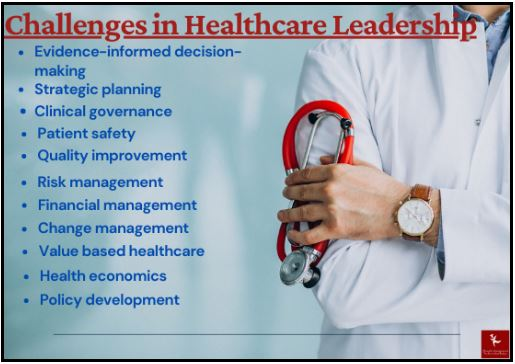 leadership in healthcare assessment answer
