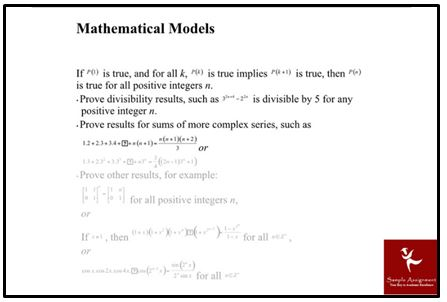 logistics and transportation analytics coursework help mathematical models