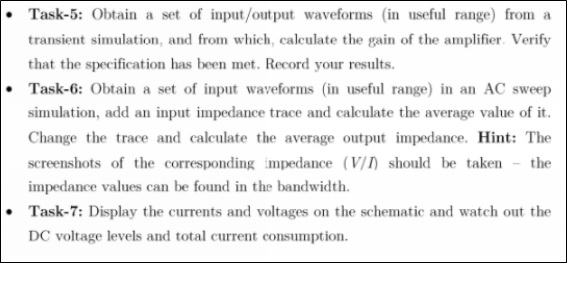 operational amplifiers academic assistance through online tutoring sample question