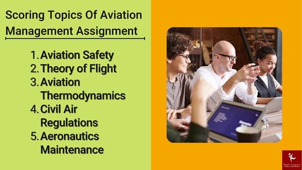scoring topics of aviation management assignment