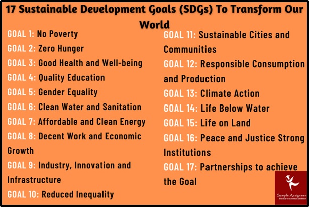 sustainable development goals academic assistance through online tutoring
