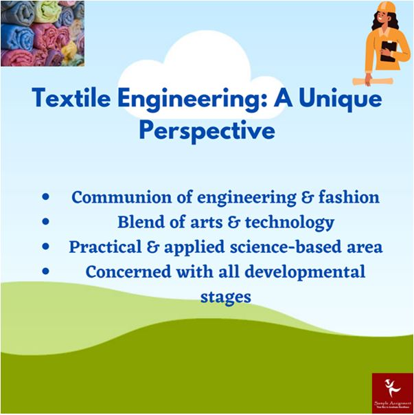 textile engineering academic assistance through online tutoring
