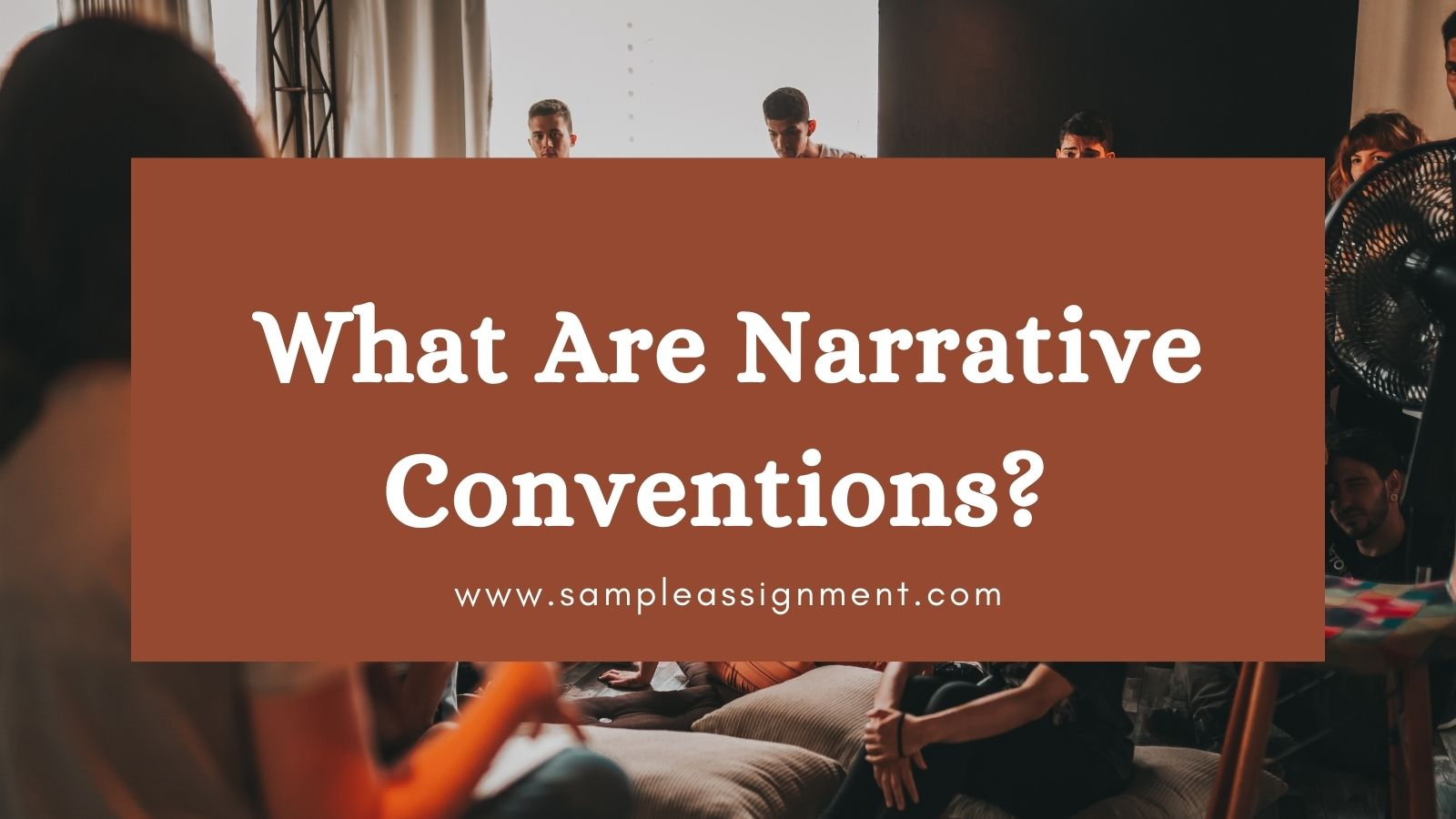 Narrative Conventions