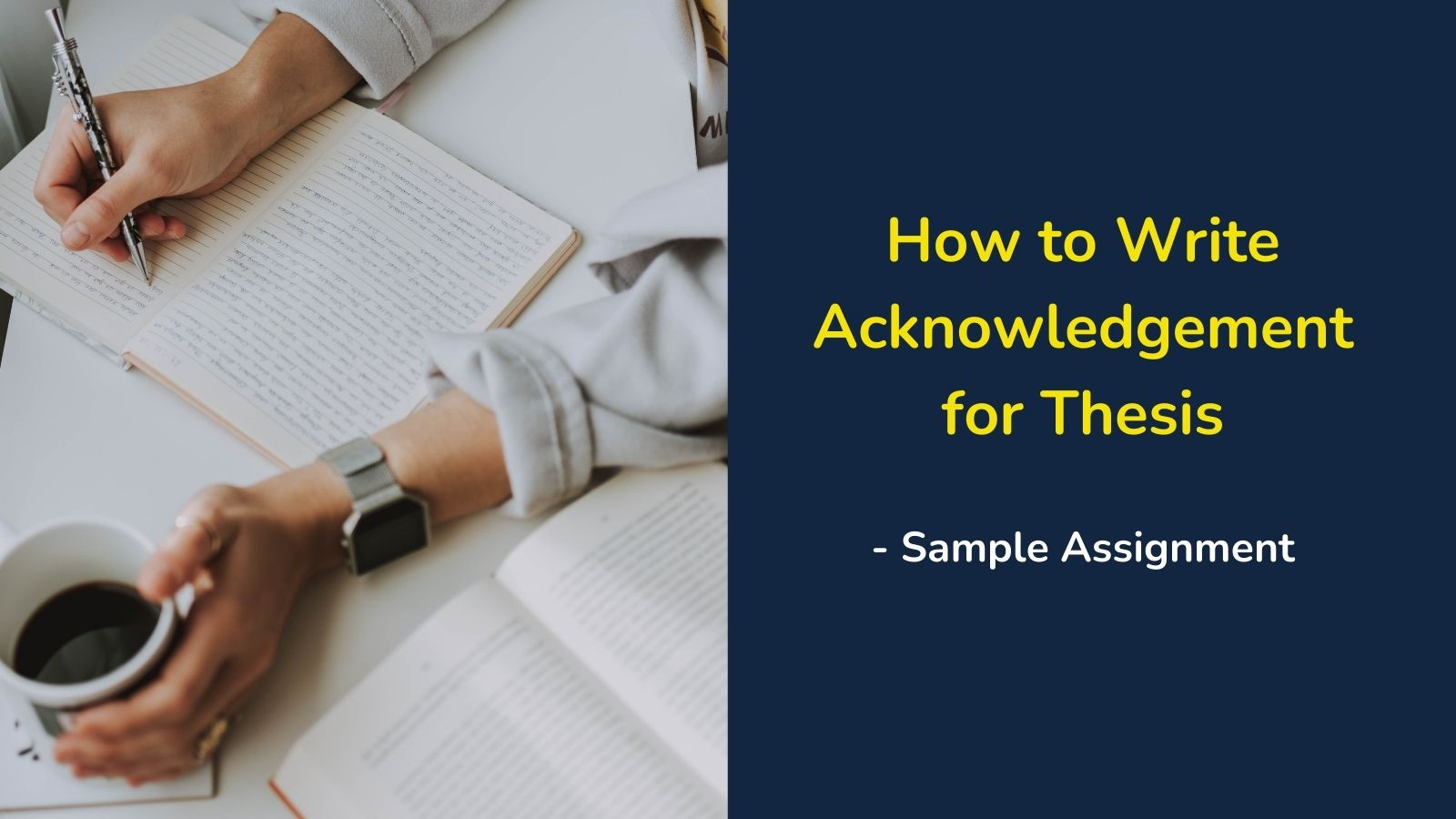 acknowledgement thesis