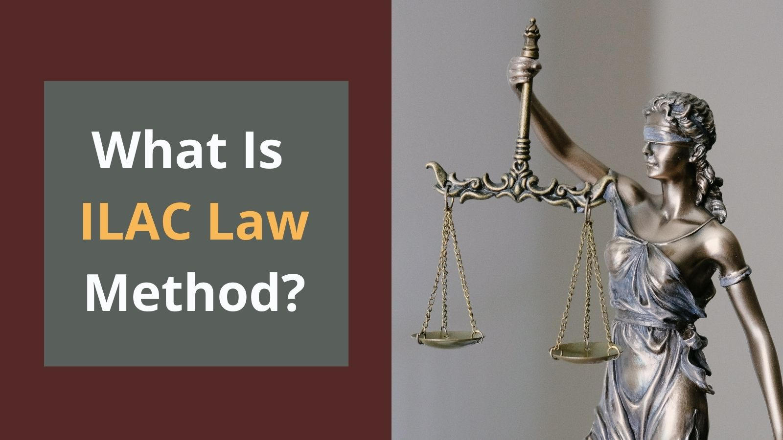 What Is ILAC Method?